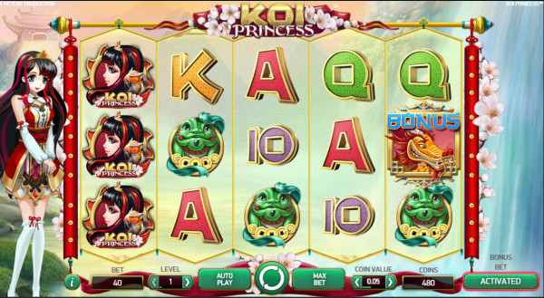 koi_princess_slot_game